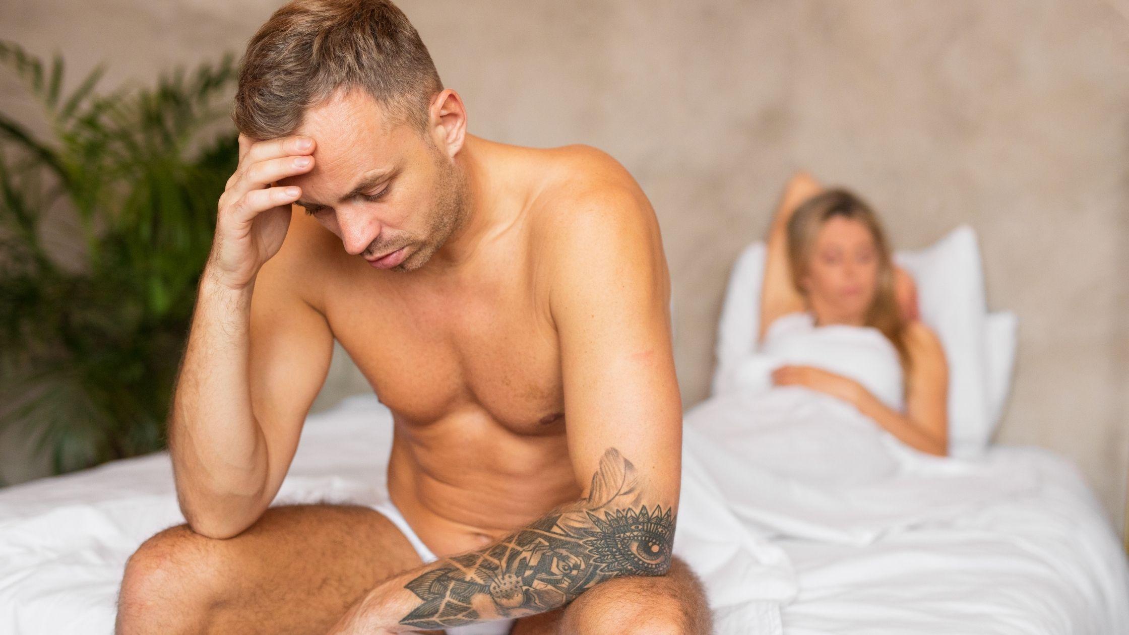 impotencja bezpłodność różnica co to czym jest jak leczyć
